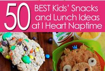 food ideas for kids / by Kelly Besser