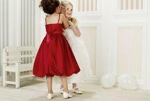 Kinder bei der Hochzeit / Schöne Bilder von den kleinen Hochzeitsgästen