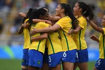 Brasil futebol feminino. ❤⚽