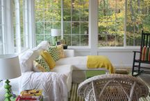 Sunrooms / by Cheryl Heslop