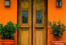 DOORS&WINDOWS / by Eve-Iwona Makosa