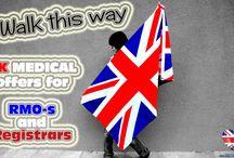 Angliai Orvosi munka / Dolgozz A UK-ben orvosként
