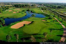 Winning Award Golf Course / 18 Holes in Angkor Golf Resort
