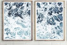 Ocean and Beach Prints