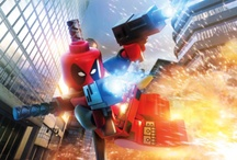 LEGO marvel super hiroes (Dead Pool)