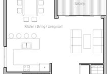 architecture and house plans / sublime architecture, design, small houses with effective floorplans and sustainable houses