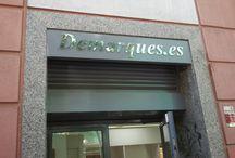Exposición Madrid / Descubre nuestra tienda en la calle Fernando El Católico nº 51 de Madrid (España)