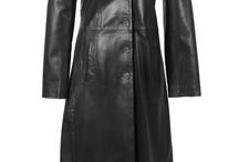 Womens Leather Coats / Womens Leather Coats all styles, sizes and colors available it is made to order.
