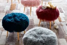 Stools and Puffs
