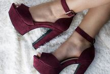 HEELS / AS LONG AS YOU BRING THEM IT WILL TIGHTEN YOU MORE