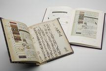 """CUADERNO DE NOTAS de JF. Champollion / El """"Cuaderno de Notas"""" de JF. Champollion se encuentra en la Biblioteca nacional de Francia. Es de 1824 y recoge la inscripciones jeroglíficas de sarcófagos, momias y estelas que se encuentran en el Museo Egizio de Turín.   Facsimile edition of the Notebook of JF Champollion where he collected the hieroglyphic inscriptions from sarcophagus, mummies and steles he found in the Museo Egizio of Turin."""