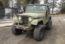 jeeps / by emory coker