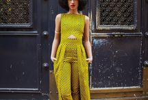 Afrocentric / African inspired fashion
