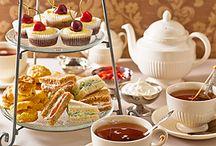 Glutenfri Afternoon Tea / Afternoon Tea för glutenallergiker