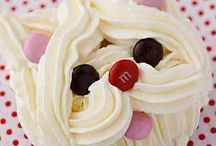 Cupcakes that my kidlets heart