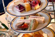 Favorite Afternoon Tea / The best afternoon teas in the world we've experienced.   Like all of our boards and our website, we've been to all these places personally and curate the best for you.