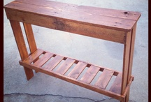 Tables / Country Decor
