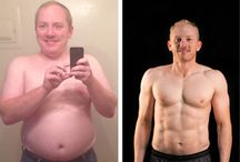 Before and After Weight Loss Transformations