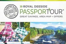 Royal Deeside with the Royal Deeside PassporTour / Royal Deeside PassporTour is a 128 page pocket sized Visitor Guide, with a Map & vouchers offering discounts, £200 + of potential savings  & offers from local businesses in #RoyalDeeside #Aberdeenshire #Scotland #RDPSavings #Lotsgoingoninroyaldeeside