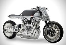 Motorcycles (Caferacer)