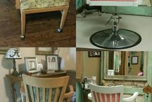 renovace salonu