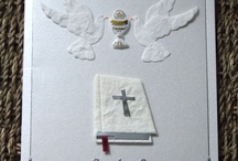 Confirmation cards / Holy cards