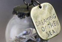 Sea inspired jewellery