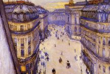 Gustave Caillebotte / Gustave Caillebotte (1848-1894),  peintre impressionniste. French painter