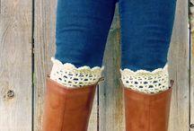 Winter stuffs / Crochet