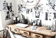 Workroom interior