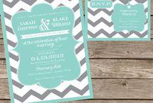 Design Wedding  D&G / Ideias para o casamento!