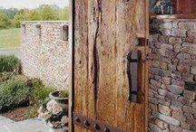 ușa acces casa