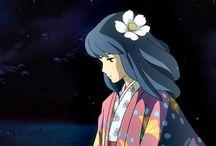 Ghibli and anime