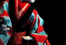Ningyō-jōruri / Bunraku / Traditional Japanese puppet theatre