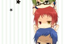 SO CUTE I LOVE KNB ❤