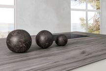 Laminam Legno Venezia New Collection 2016 / Surfaces sculpted and worn away by the sea creatures, typical of the mooring posts of the Venetian lagoon, corroded by the sea water, bringing a piece of the famous lagoon's history right back to life.