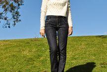 Ginger Jeans Inspiration