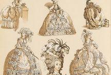 Rococo-Fashion History
