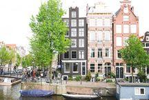 Voyage a Amsterdam