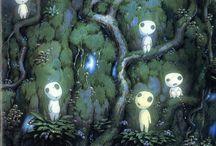 the wonderful world of the Ghibli