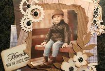 Jongetjes vintage plaatjes kaarten