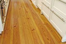 Heart Pine Flooring / Discover the timeless beauty and authentic quality of Wide Plank Heart Pine Flooring, hand crated by Carlisle Wide Plank Floors.