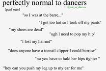 Dance dance dance x.