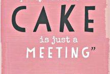 Cake Wisdom