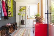 Mudrooms / A place for all things and all things in their place.