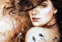 Kobiety w malarstwie
