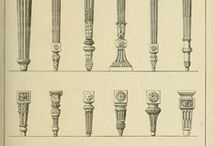 French Furniture Elements