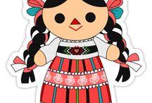 México doll