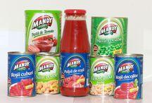 MANDY: Legume Conservate / Gustul fin al legumelor alese cu grijă şi conservate în saramură, întregeşte orice preparat de bază.  Reţetele pregătite cu aceste ingrediente vor avea un gust natural, care vă va inviora papilele gustative, constituind în acelaşi timp o sursă importantă de vitamine şi minerale.