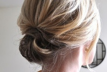 Hair tips, techniques, and tutorials / by Sherry VanFossen